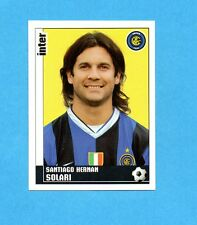PANINI CALCIATORI 2006-2007- Figurina n.171- SOLARI - INTER -NEW