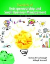 Essentials of Entrepreneurship and Small Business Management by Thomas...