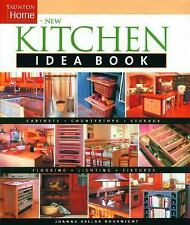 New Kitchen Idea Book (Idea Books)-ExLibrary