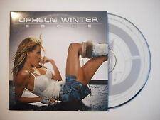 OPHELIE WINTER : SACHE [ CD SINGLE RTL PORT GRATUIT ]