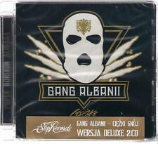 GANG ALBANII CIEZKI GNOJ 2CD DELUXE LIMITED NEW & SEALED POPEK MONSTER MATEO
