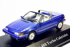 Atlas 1:43 Volvo 480 Turbo Cabriolet