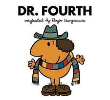 Doctor Who: Dr. Fourth (Roger Hargreaves) by Adam Hargreaves (Paperback, 2017)