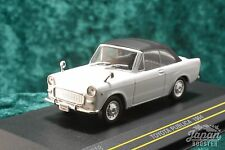 [First43 1/43] Toyota Publica Convertible 1964 White F43-018