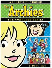 Archie's Funhouse: Complete TV Series 1970s Classic Box / DVD Set NEW!