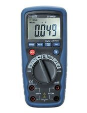 CEM DT-9930 Pro 11,000 Counts LCR Digital inductance Multimeter tester vs FLUKE