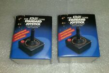 STANDARD JOYSTICKS  Atari 2600 C64 Vic20 All  Atari Home Computers Brand New NIB