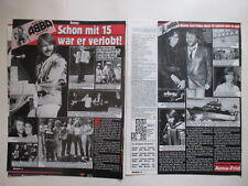 Abba Benny Frida Debbie Harry Blondie Das Boot cuttings clippings Germany German