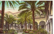 España Postal Sevilla Patio Casa Duque de Alba (CR-108)