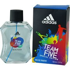 Adidas Team Five by Adidas EDT Spray 3.4 oz Special Edition