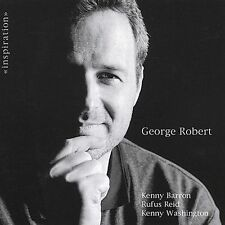 Inspiration by George Robert (CD, Aug-2000, TCB Records)