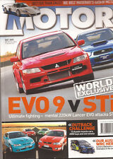 Motor May 05 EVO IX WRX STi C55 AMG M3 XR8 SV8 SS CV8 XR6 Tubro SV6 Coupe 4 GTO