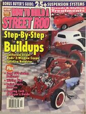 HOT ROD & ROD & CUSTOM How to Build a Street Rod Magazine 1997