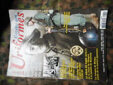 GAZETTE DES UNIFORMES uniforms MILITARIA MAGAZINE WW2 GERMAN JAPANESE SHINYO