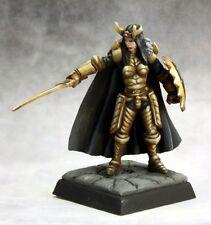 Viorion Dekanti Reaper Miniatures Pathfinder Fighter Paladin Runelords Melee