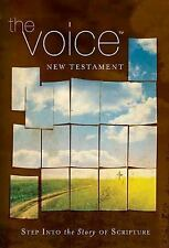 The Voice New Testament by Ecclesia Bible Society Staff (2011, Paperback,...