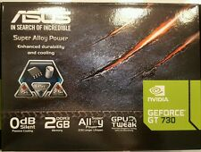 Asus Nvidia GeForce GT 730 Silent GDDR3 Graphics Card (2GB, PCI Express 2.0, H