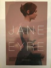 JANE EYRE 11x17 PROMO MOVIE POSTER