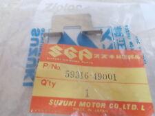 NOS OEM Suzuki Pad Guide 1980-1983 GR650 GS1000 GS550  GS550 59316-49001