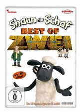 Shaun das Schaf Best of Zwei DvD FSK 0 Neu+in Folie eingeschweißt #2000