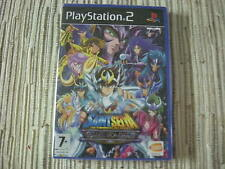 LOS CABALLEROS DEL ZODIACO SAINT SEIYA THE HADES SAGA PLAYSTATION 2 PS 2 NUEVO
