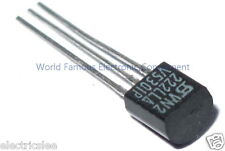 10pcs - VN2222LL Transistor - TO-92 (TO92) MOSFET 60V 7.5Ohm 0.23A