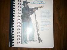 Civil War History of the 43rd Indiana Infantry Regiment