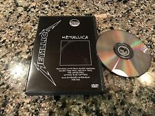 "Metallica ""Metallica"" DVD Refurbished! Eagle Rock 2001"