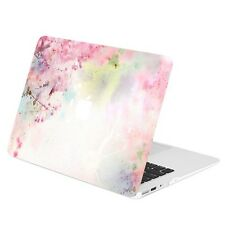 "Cherry Blossom Graphic Rubberized Hard Case for Macbook Air 13"" A1369 & A1466"