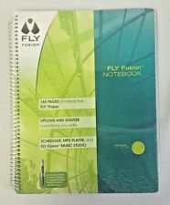 Fly Fusion Notebook New Sealed