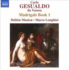 Madrigals Book 1, New Music