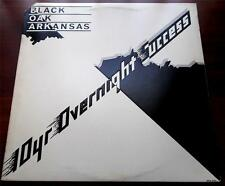 Black Oak Arkansas 10YR Overnight Success 1976  MCA 2224  Hard Rock Viny LP  NM