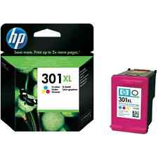HP 301XL COLOUR INK ORIGINAL FOR DESKJET 1050 2050 301