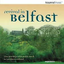 FREE US SH (int'l sh=$0-$3) USED,MINT CD MARK,ROBIN: Revival in Belfast