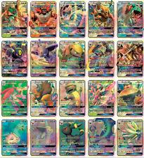 New 2017 English 20PCS Pokemon Go GX Cards Set, Pokémon Go GX Cards
