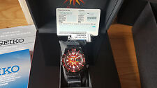 NEW SEIKO MONSTER THE SUN LIMITED EDITION SRP459K1 BOXED