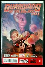 GUARDIANS of the GALAXY; #0.1 (Marvel NOW Comics) Comic Book, NM