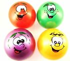 Inflatable Smiley Face Football Play Beach Ball Kids Party Childs Pool Birthday
