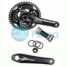 New Shimano Deore FC-M610 Crankset Crank with BB 3x10-speed 170mm 42-32-24t