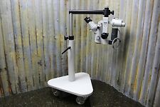 Zeiss OPMI 1 Surgical Microscope Urban Quadrascope Attachment FREE SHIPPING