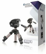 Konig Professional Table-top Tripod for Photo and Video Cameras KN-TRIPOD17N