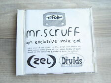 MR SCRUFF CD electronica*LIMITED 200 Copies*An Exclusive In The Mix Like quantic