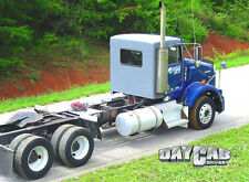 "Kenworth AeroCab Day Cab Conversion Kit - 6"" Extended Cab - Roof and Back Wall"