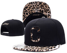 New Hip Hop Men's CAYLER Sons Cap adjustable Baseball Snapback Leopard hat 112#