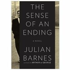 The Sense of an Ending by Julian Barnes (2012, hardback )