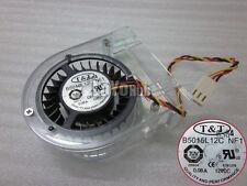 For ASUS P5W P5B A8N P5N P5Q motherboard cooling fan T&T B5015L12C NF1 12V 3-Pin