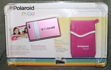 Pink Polaroid POGO Instant Mobile Printer