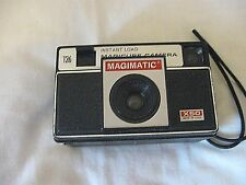 Vintage X50 Magimatic Camera 126 Film Magicube C2-18