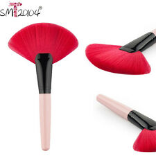 Makeup Medium Fan Brush Blush Powder Foundation Make Up Tool Cosmetics brushes