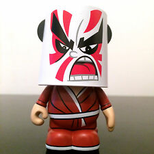 "DISNEY VINYLMATION 3"" BEHIND THE MASK SERIES KABUKI JAPANESE COLLECTIBLE FIGURE"